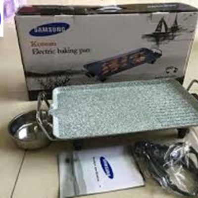 Bếp nướng điện Samsung DH-SS01 mặt vân đá
