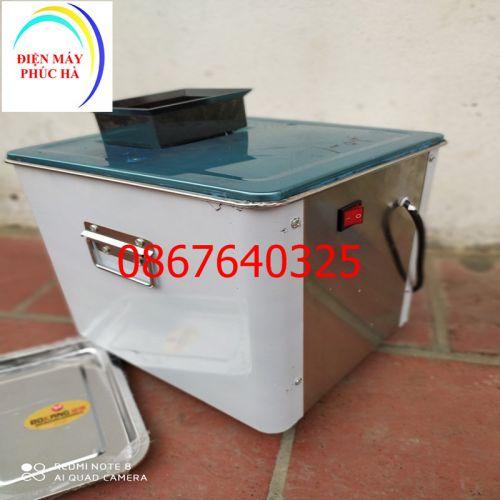 Máy thái thịt độ dày lát thái 2mm-3,5mm-5mm-7mm