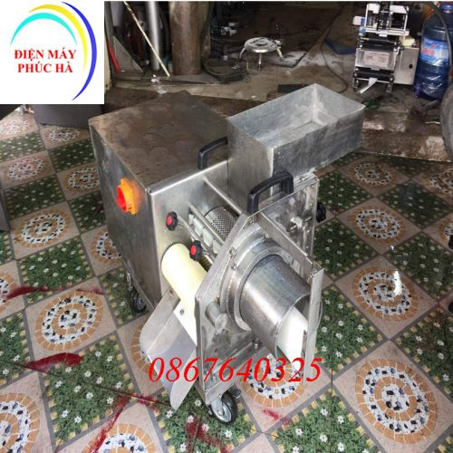 Máy tách xương cá MTXC- MHS01