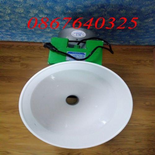 Máy xay bột nước loại 1,5kw đầu Inox