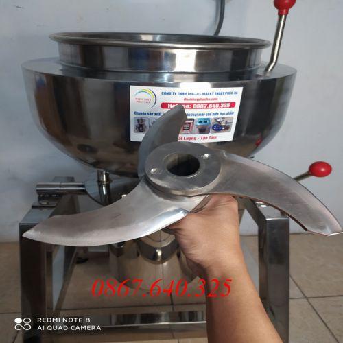 Máy xay giò chả 10kg có biến tần