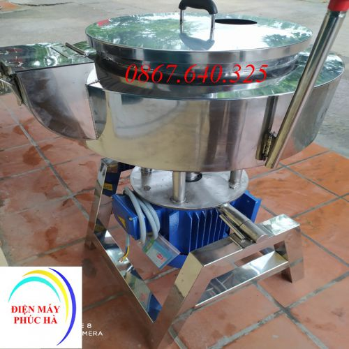 Máy xay giò chả 10kg điện 3 pha không biến tần