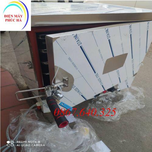Tủ hấp giò loại 4 khay (30kg/mẻ)
