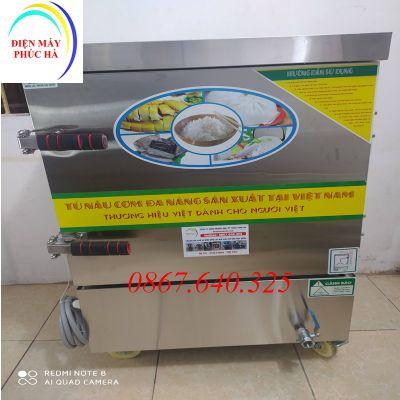 Tủ hấp giò loại 6 khay (45kg/mẻ)